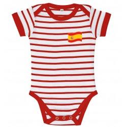 Iceland baby bodysuit