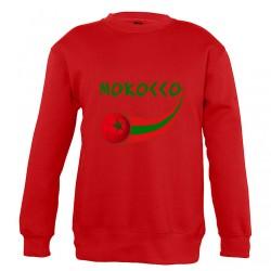 Portugal red hoodie sweatshirt