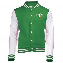 Peru junior college jacket